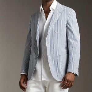 Corneliani Seersucker Sport Jacket